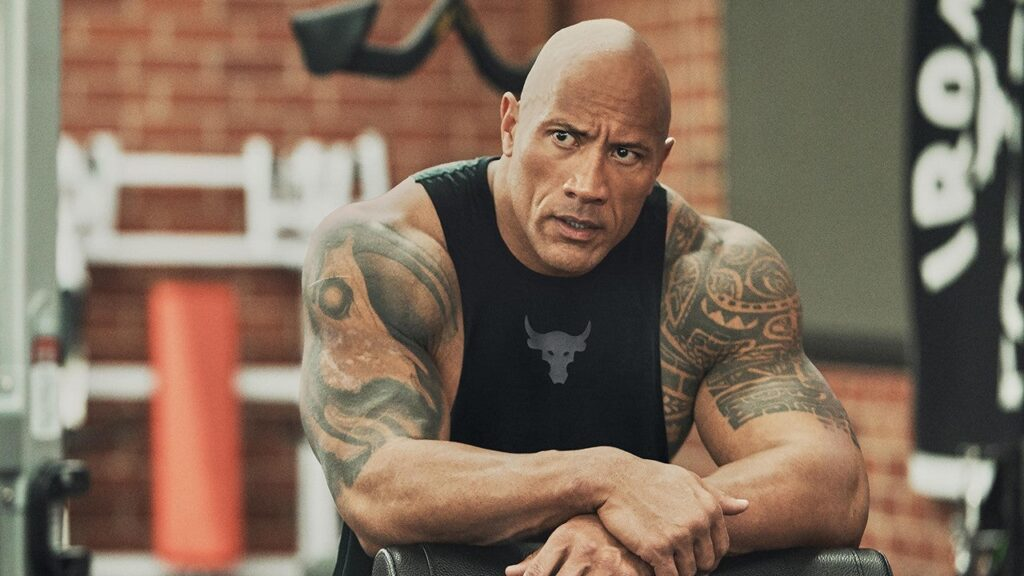 """Dwayne, popularly known as, """"The Rock,"""" is a Hollywood actor who first gained popularity as a wrestler in the TV show called WWE"""