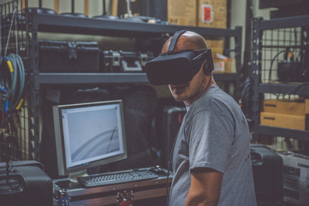 Augmented Reality In Business: The Benefits And Applications